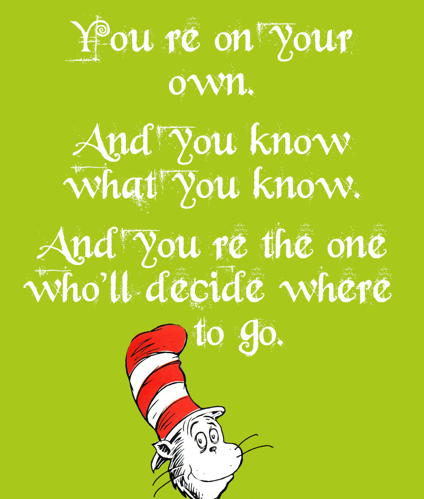 Dr Seuss Who Is He: 15 Awesome Dr. Seuss Quotes That Can Change Your Life