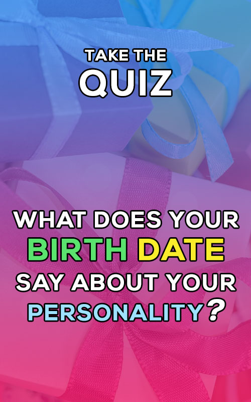 What is your dating personality quiz