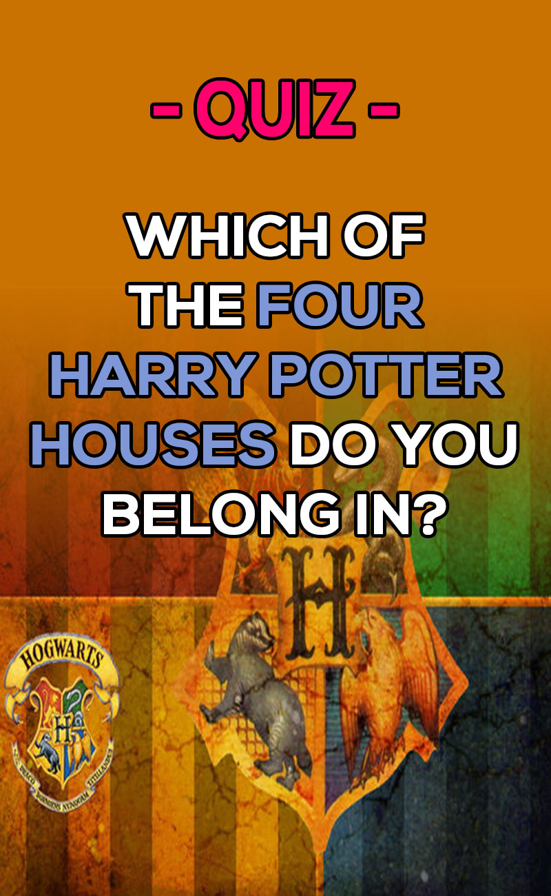 which of the four 39 harry potter 39 houses do you belong in fitxl. Black Bedroom Furniture Sets. Home Design Ideas
