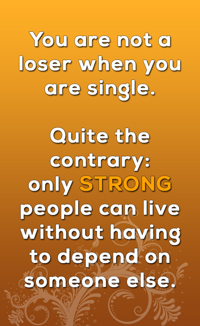 85 Brilliant Quotes About Being Single [Amazing Collection ...